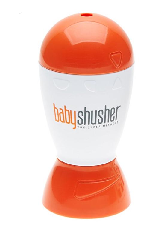 baby shushing machine