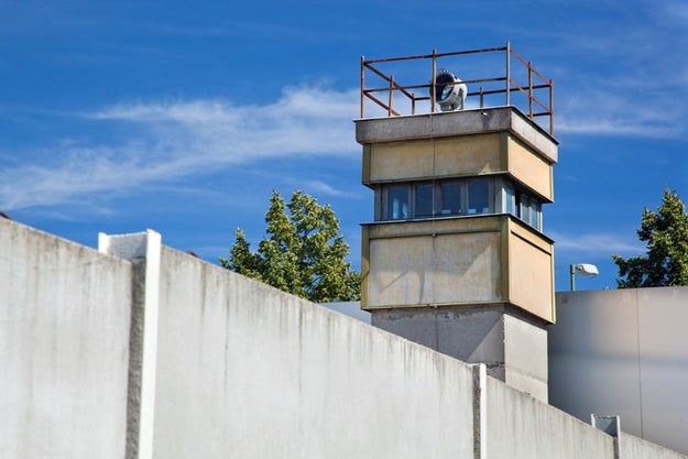 Change Checkpoint Charlie on your Berlin itinerary to the Wall Memorial.