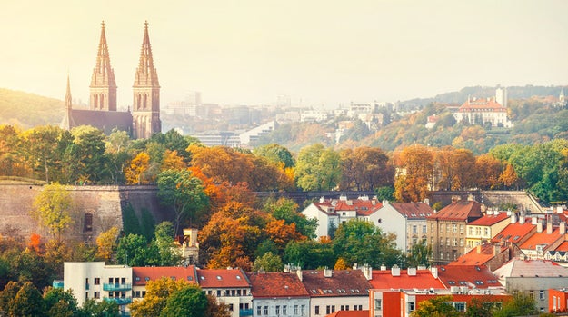 Bypass Prague's touristy areas like the Castle District and head on over to Vysehrad.