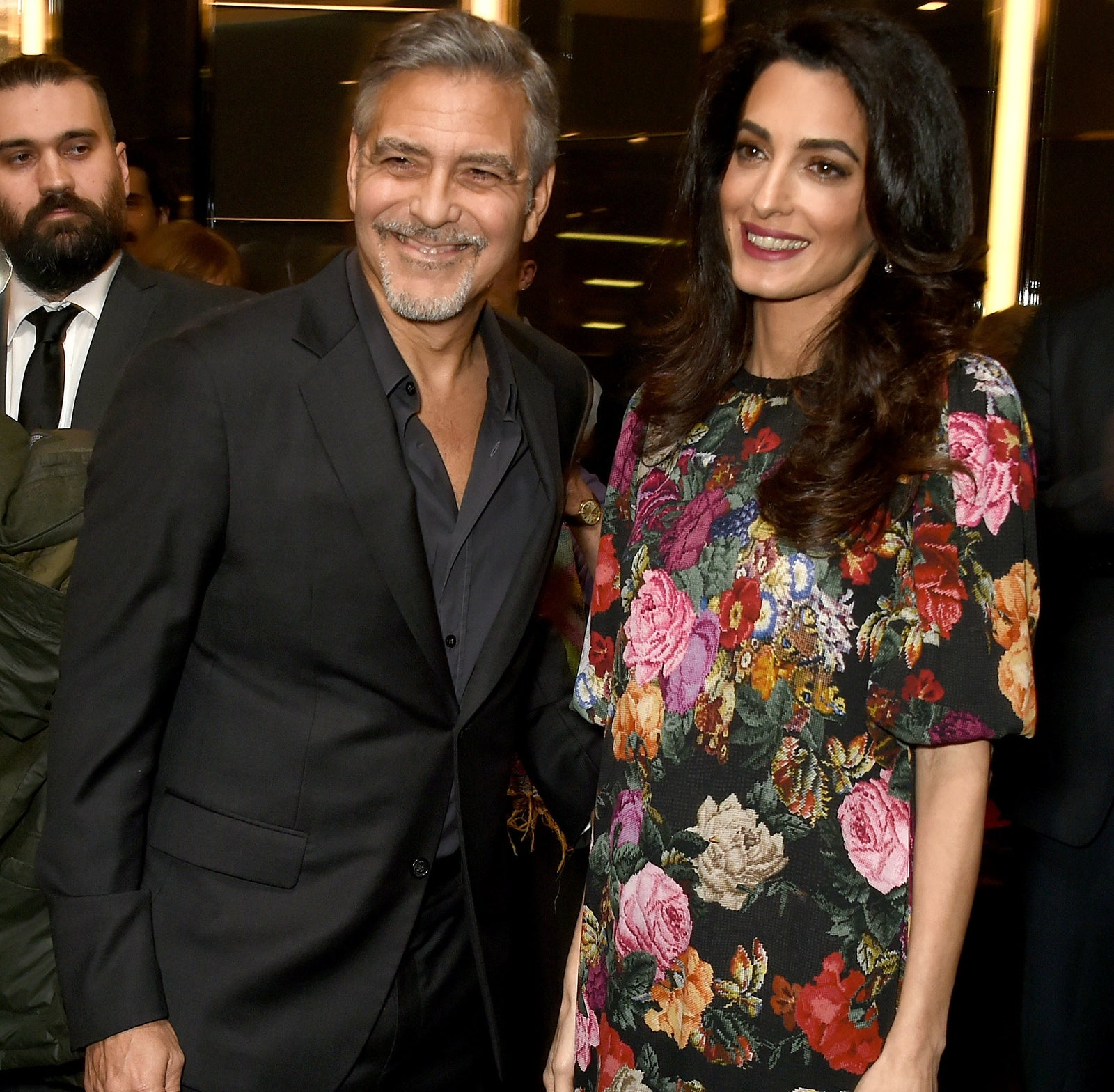 Amal and George Clooney are expecting twins 👶👶