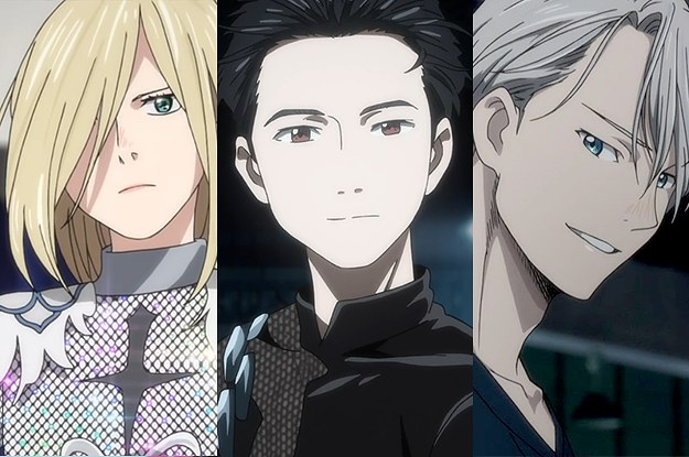 "Which ""Yuri!!! On Ice"" Character Must Go?"