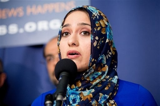 Rabiah Ahmed, of MPAC, in 2015