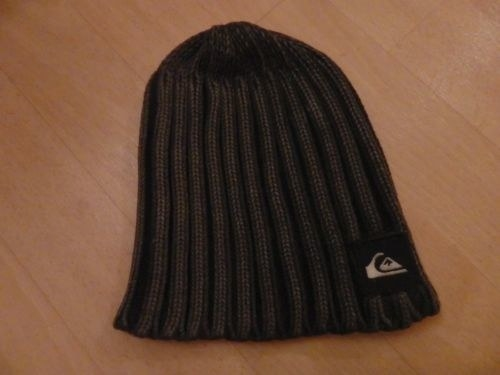 And finally, the same shapeless cap we all wore to complete the look: