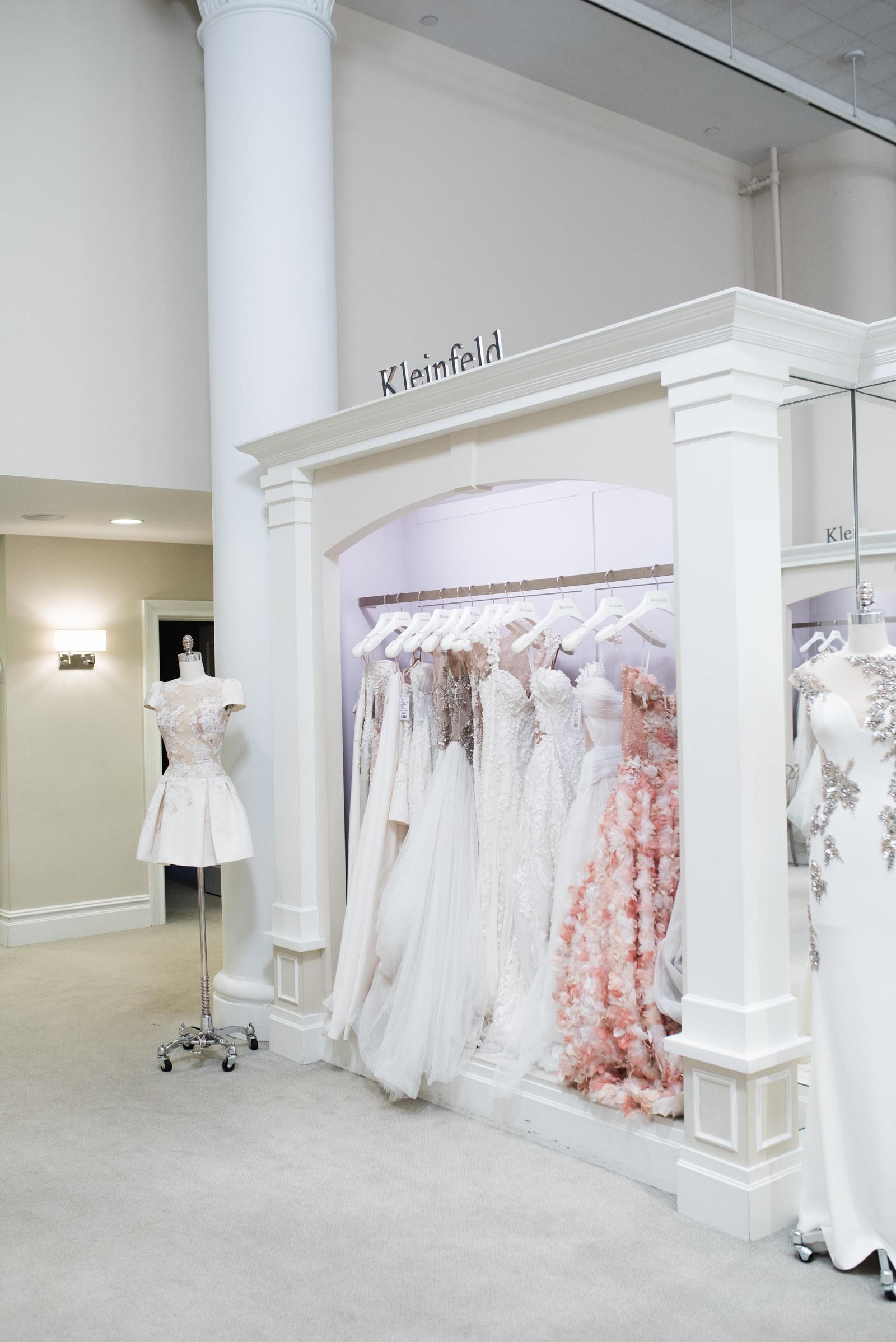Expensive Wedding Dresses Stores Interior