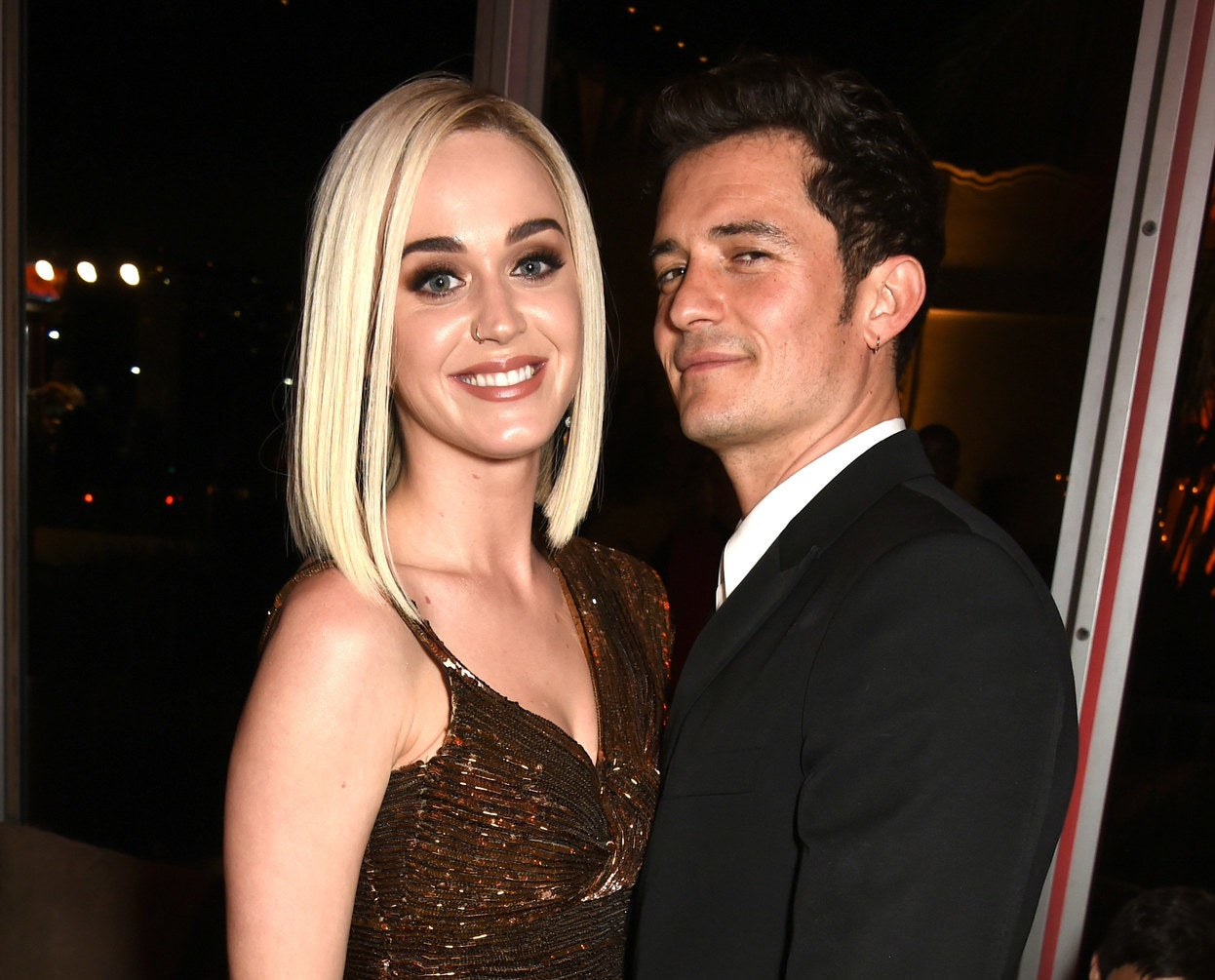 Just two days ago at the Vanity Fair Oscars after-party, everything seemed fine for Katy Perry and Orlando Bloom.