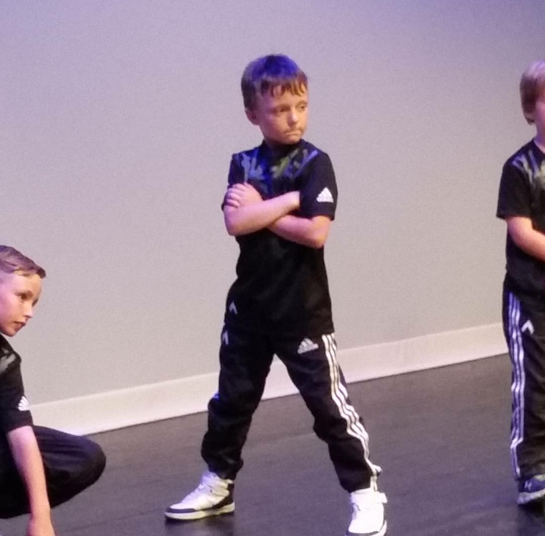 Viral News Webster Terms: People Can't Get Enough Of This Little Goalie Dancing His