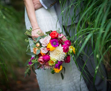 If you're getting married on a farm, see if the owner can sell you flowers or greenery at wholesale prices.