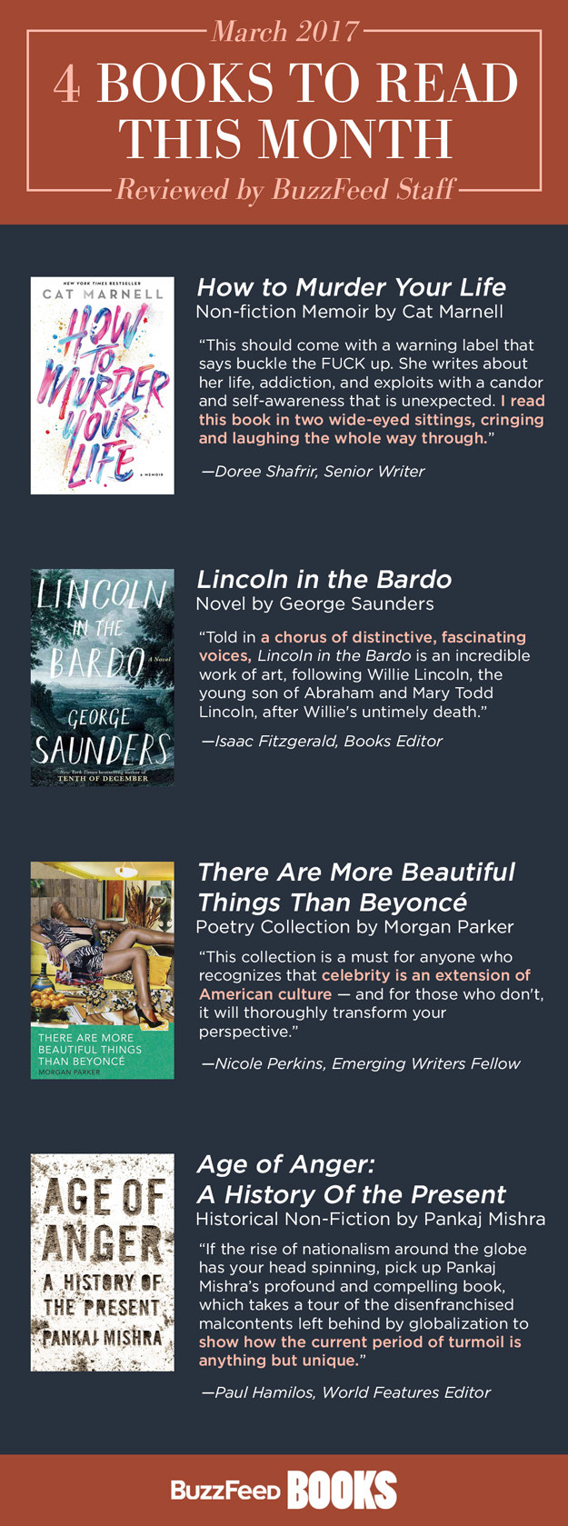 Pick a new book to read that piques your interest.
