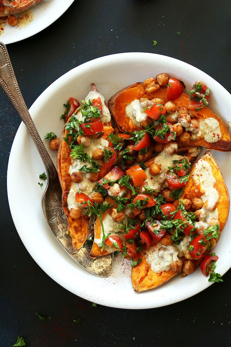 20 Protein Packed Dinners With No Meat