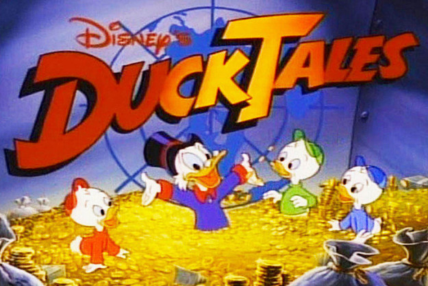 In case you hadn't heard, the classic '80s cartoon DuckTales is returning this summer, 'cause something good is finally happening in the world.