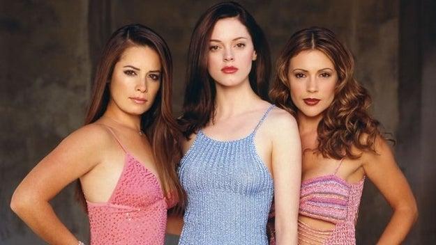 Et ces sorcières dont vous rêviez d'être la sœur.