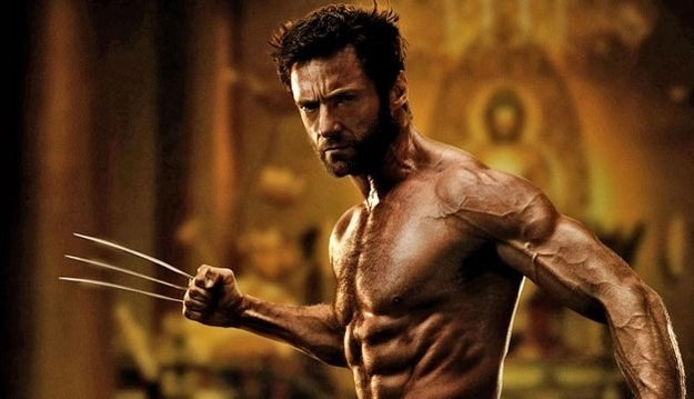 Hugh Jackman has been playing the role of Wolverine for 17 frikkin' years and been bloody good at it.