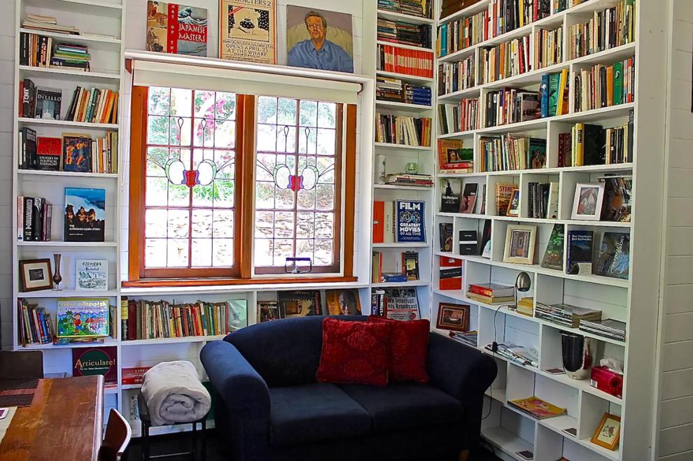 This writers retreat in Blue Mountains, Australia.