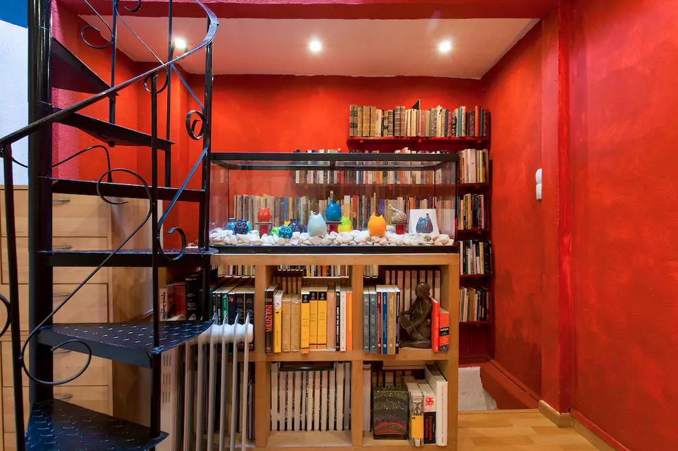 This writer's home in Lisbon.