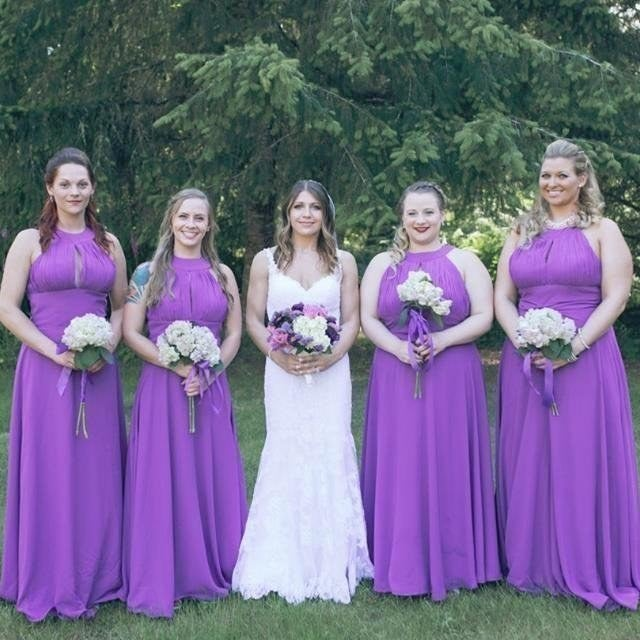 20 Bridesmaid Dresses You Can Get On Amazon That Your