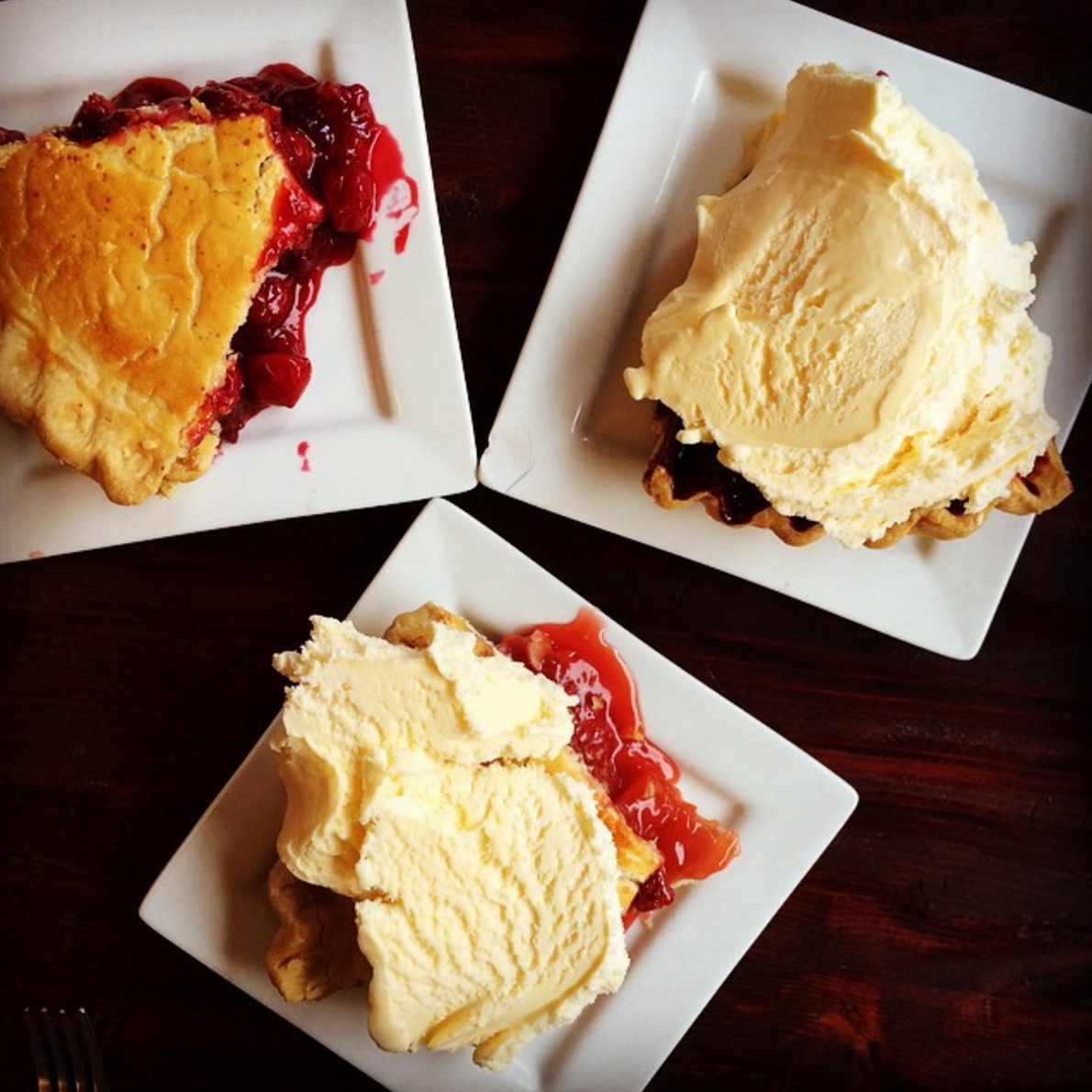 The Best Place To Get Pie In Every State, According To Yelp