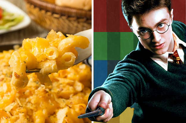 Which Harry Potter Character Are You Based On Your Tastes In