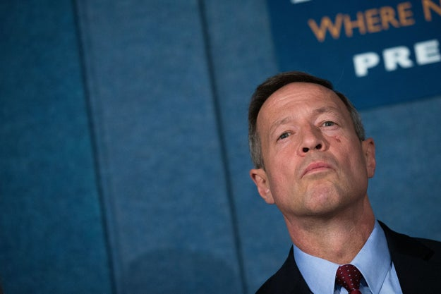 """None Of It Made Sense"": Martin O'Malley's Long Year After Running For President"