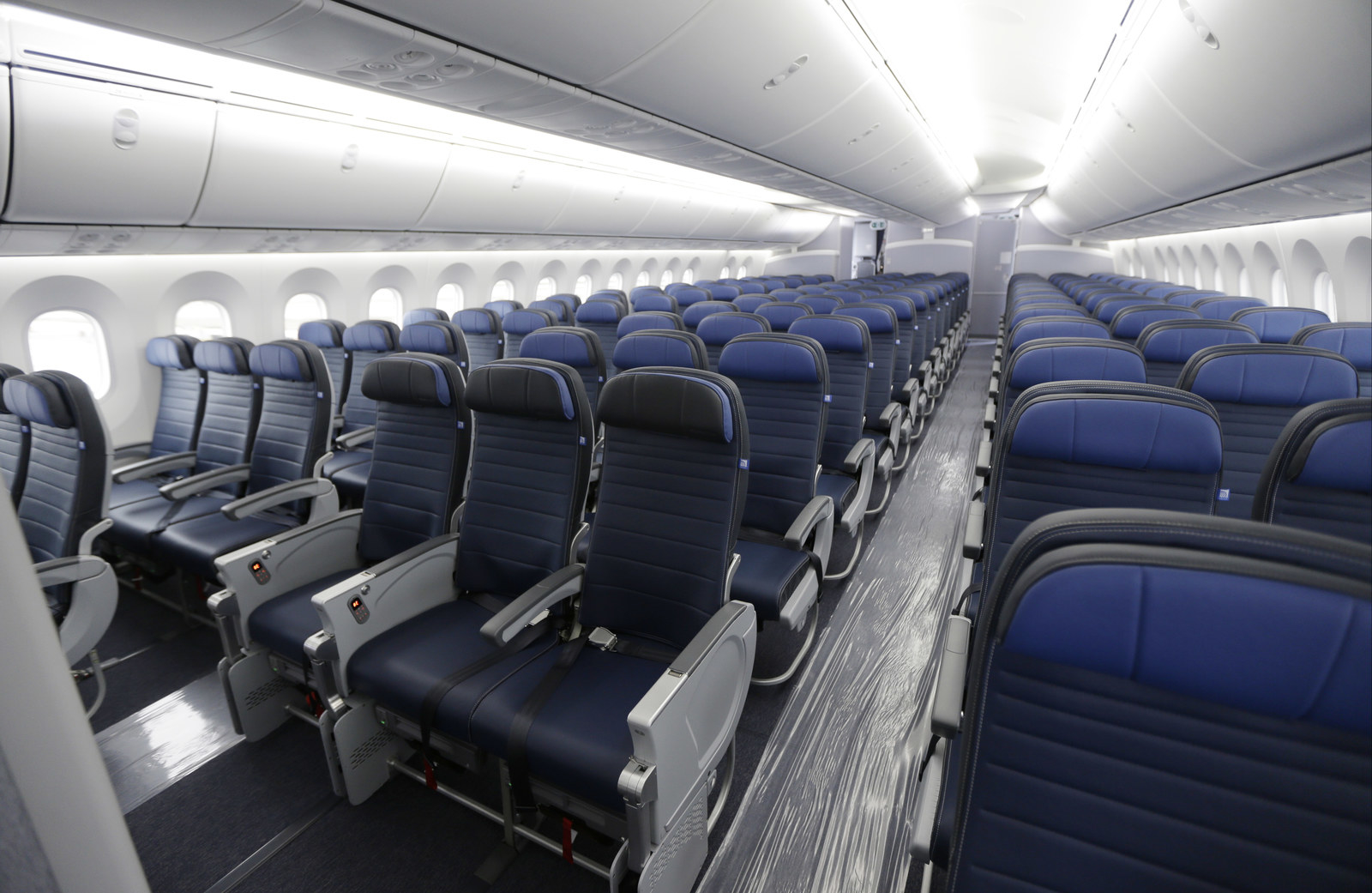 FAA Defends Its Decision Not To Limit How Small Seats Can Be On Airplanes