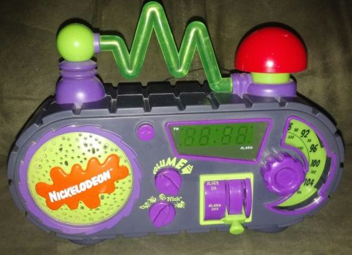 First, you'd wake up wayyyyy too early for a Saturday, probably to your awesome Nickelodeon alarm clock.