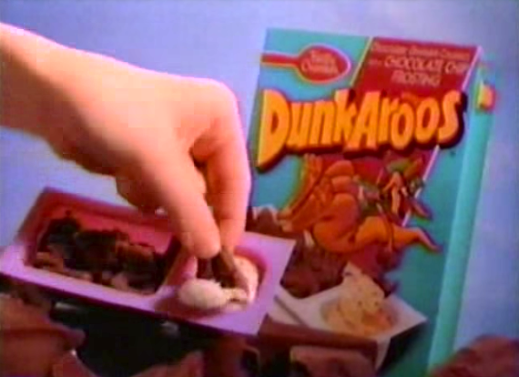 Oh, and don't forget the Dunkaroos.