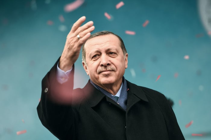 Oh, and there's protests in the Netherlands and there's talk of Turkey wanting sanctions against the Dutch.
