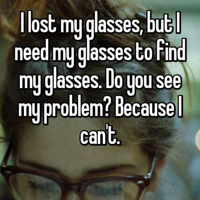 50 Memes About Wearing Glasses That Will Make You Laugh Until Your