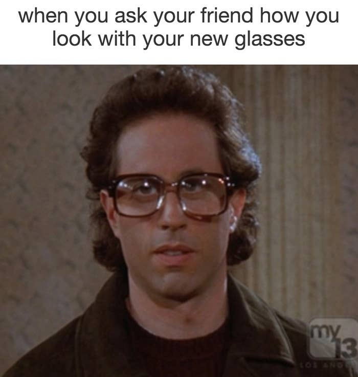 Weird Guy With Glasses Meme 11