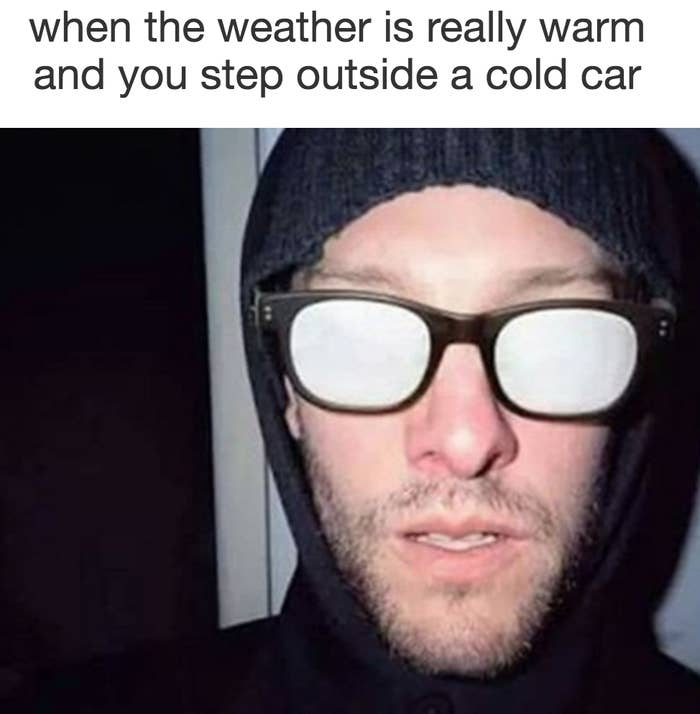 3d681cb4785 50 Memes About Wearing Glasses That Will Make You Laugh Until Your Eyes  Water