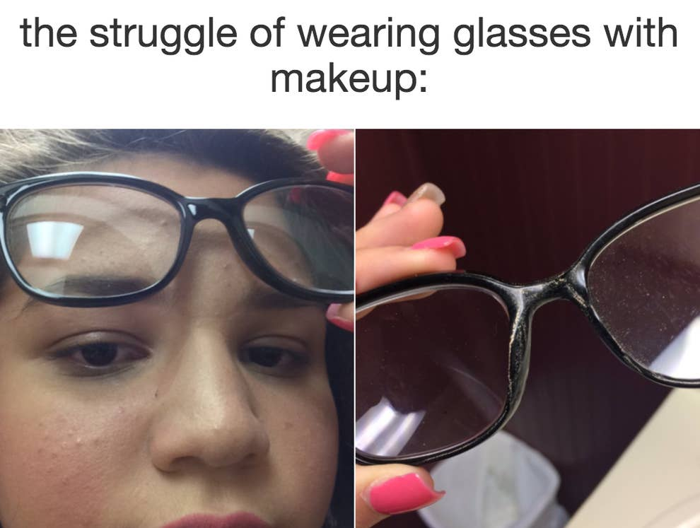 b10d19c63e 50 Memes About Wearing Glasses That Will Make You Laugh Until Your Eyes  Water