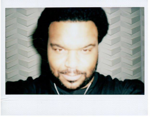William Callan for BuzzFeed News Tragedy Girls star Craig Robinson