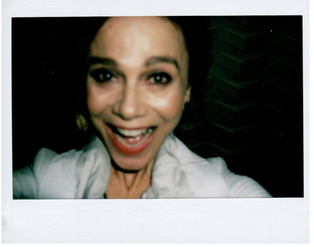 William Callan for BuzzFeed News A Critically Endangered Species star Lena Olin