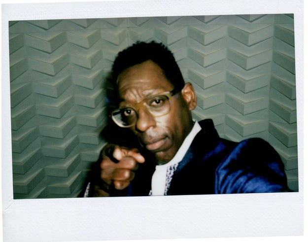 William Callan for BuzzFeed News American Gods star Orlando Jones