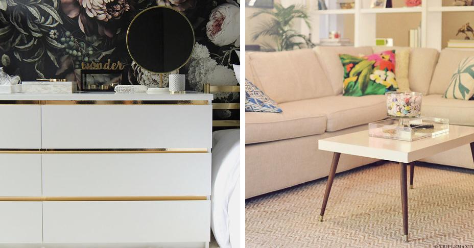 Geniale Upgrades für deine Ikeamöbel