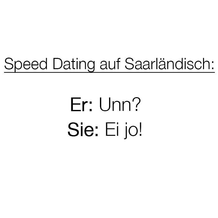 Lustige Witze Гјber Speed-Dating