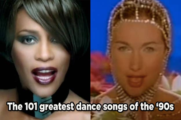 23 R&B Songs From The '90s That Were Racy AF