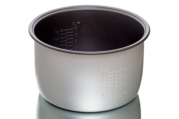 Consider purchasing a second inner pot.