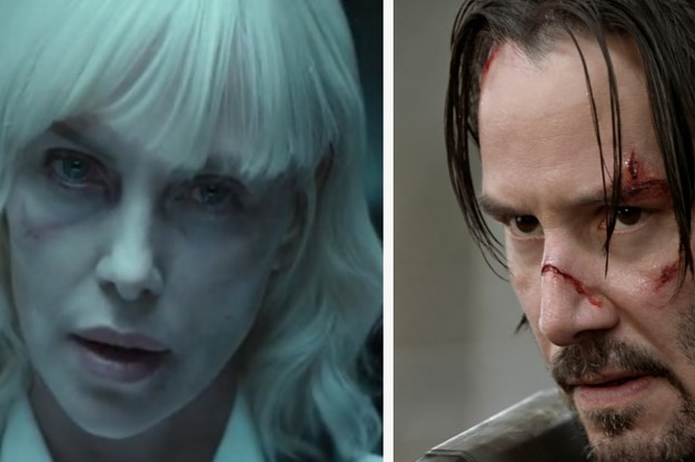 Keanu Reeves And Charlize Theron Movie | www.pixshark.com ...