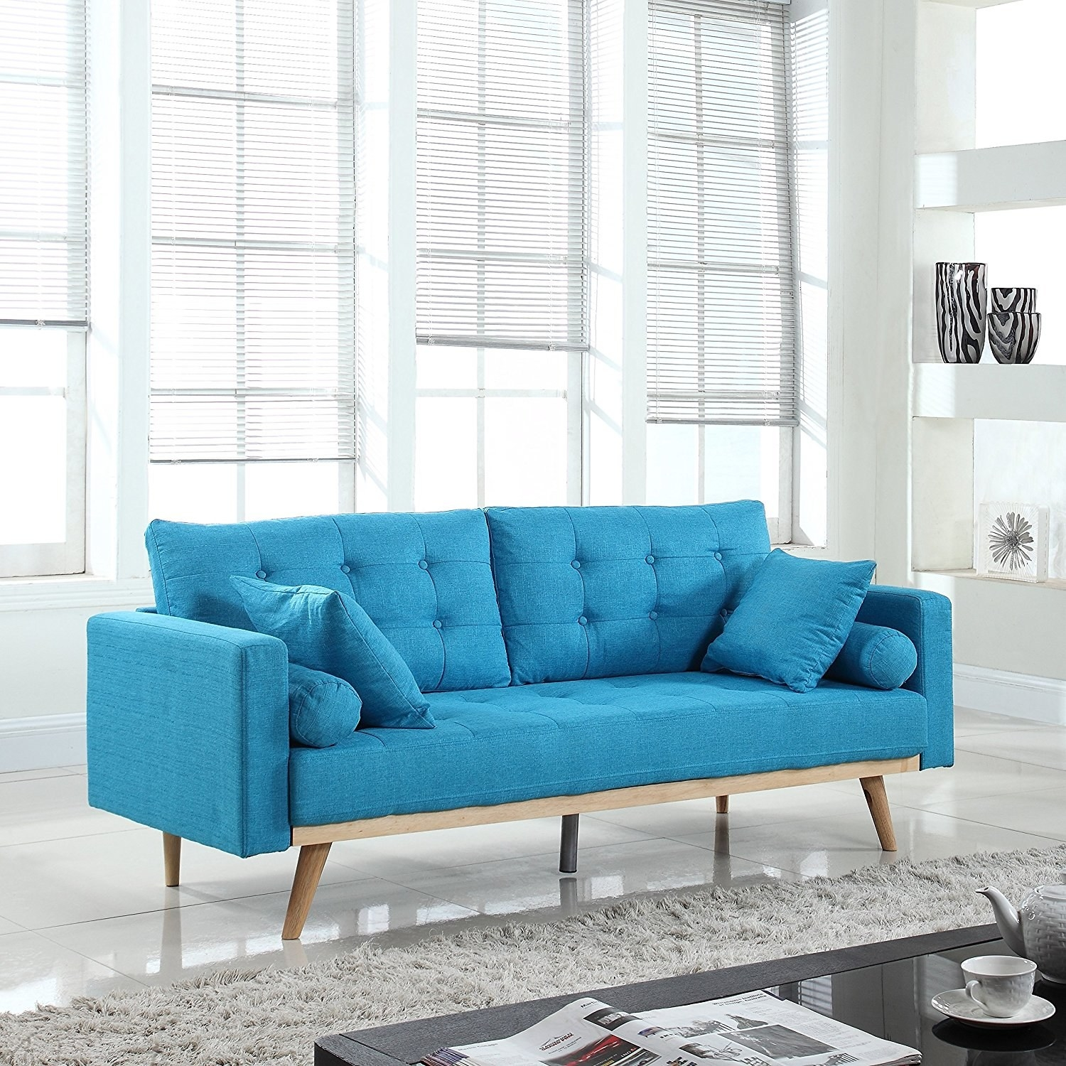 21 Sofas For Anyone Who Doesnt Have A Lot Of Space