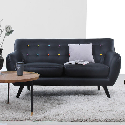 A Modern Sofa For Anyone Who Enjoys Love, Laughter, And Colorful Funfetti  Sprinkles. Obviously.