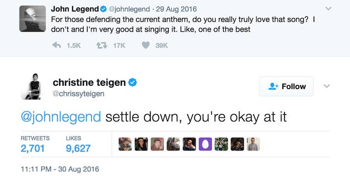 Hilarious Chrissy Teigen Tweets We Honestly Need To Talk About - 20 hilarious tweets that sum up what its like dating someone