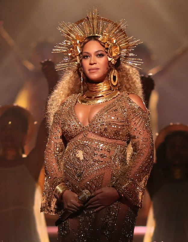 Beyoncé Giselle Knowles-Carter is a goddess among us.