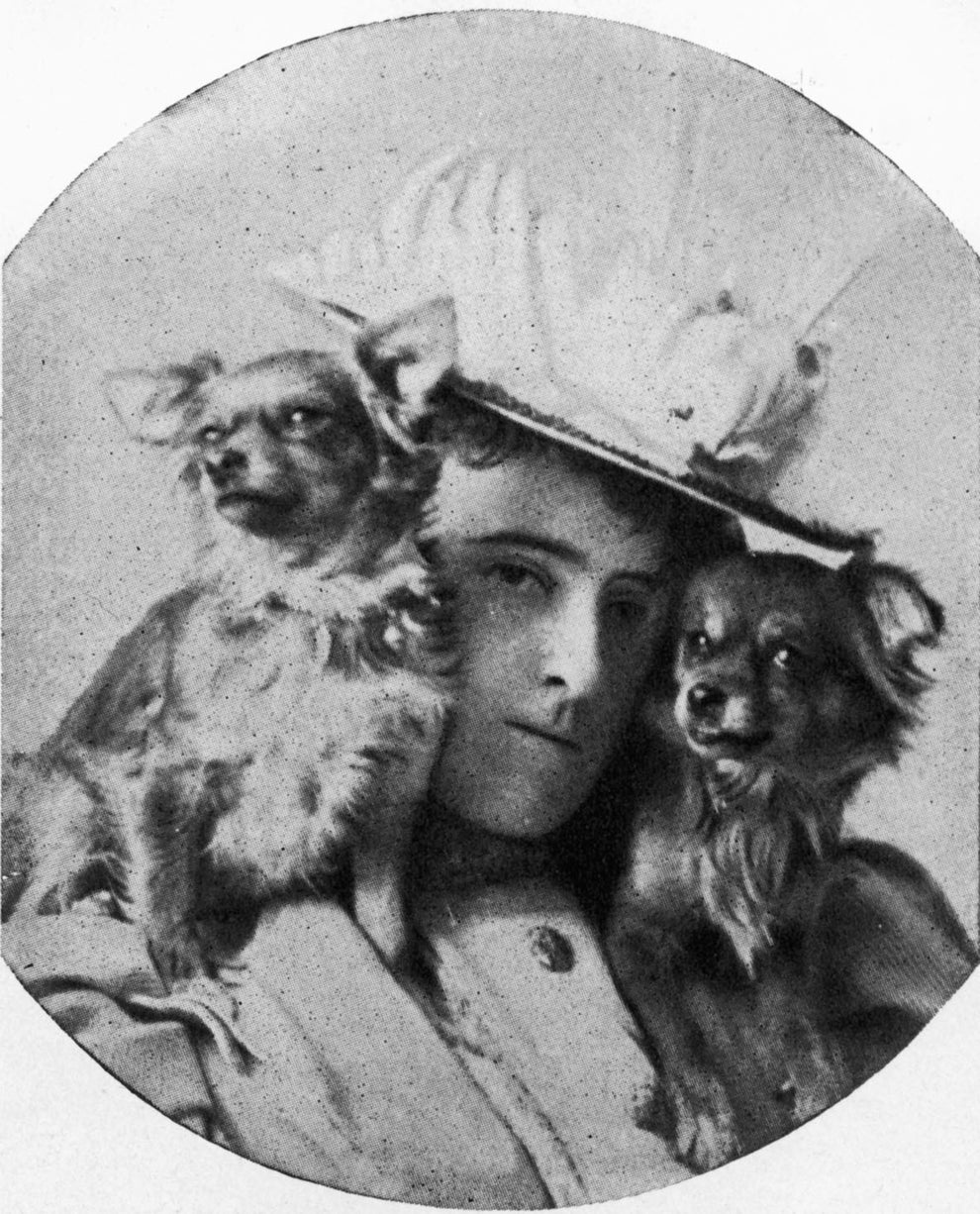 Edith Wharton, the first woman to be award the Pulitzer Prize for literature.