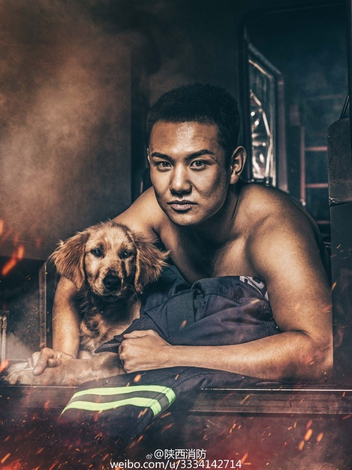People Are Seriously Lusting After These Hot Firefighters