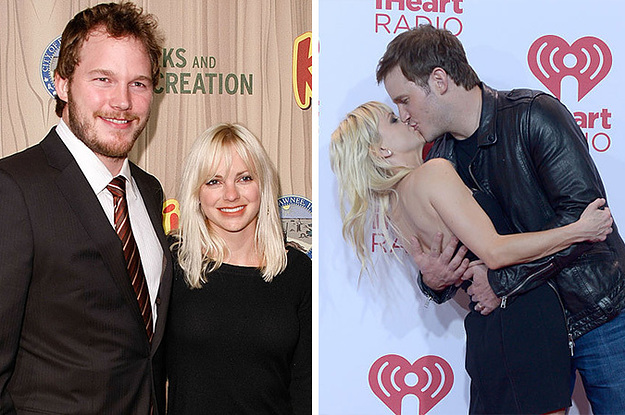 Just 41 facts about anna faris and chris pratts adorable relationship junglespirit Image collections