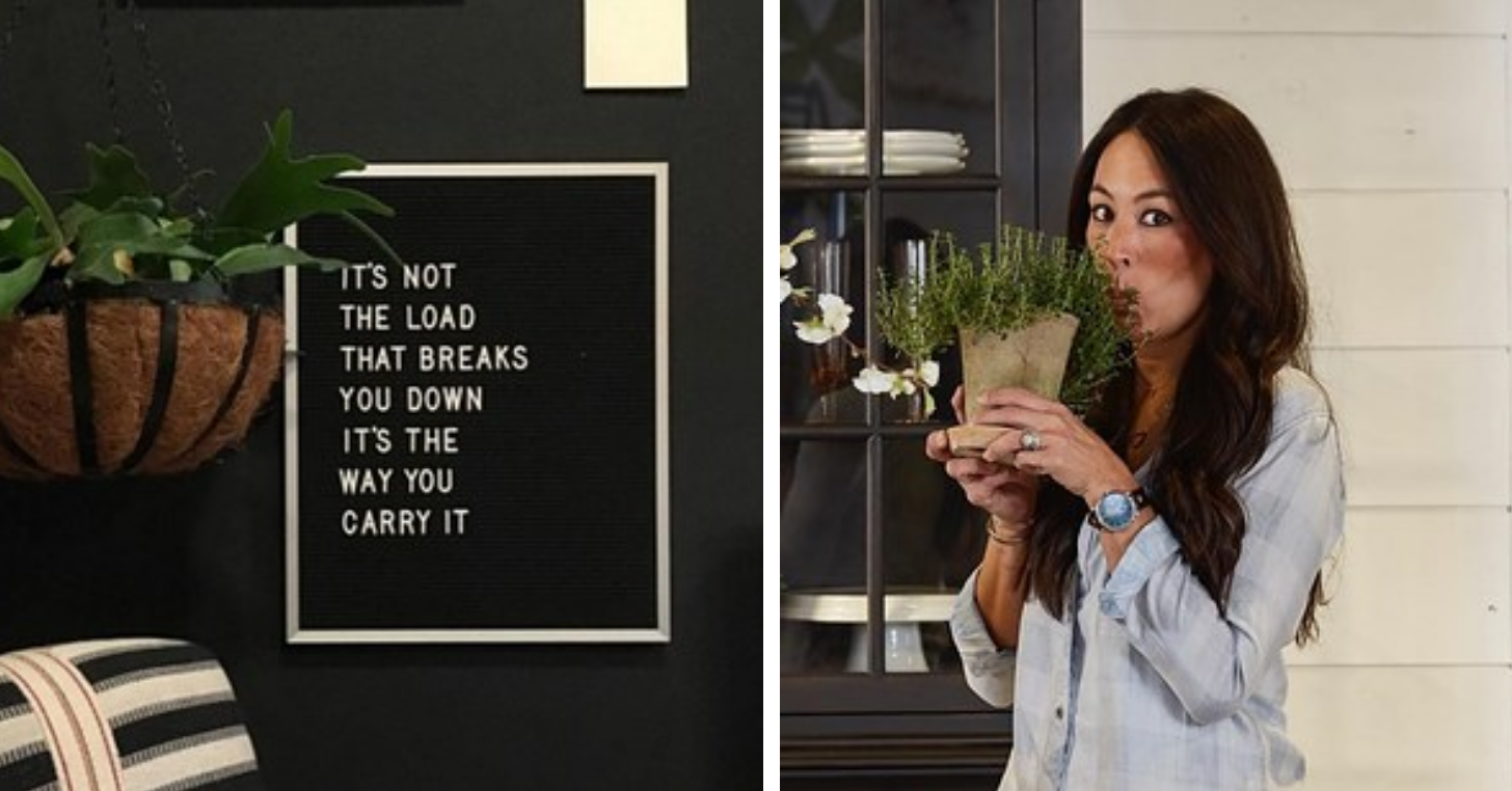 15 Home Decor Tips From Joanna Gaines That You'll Want To