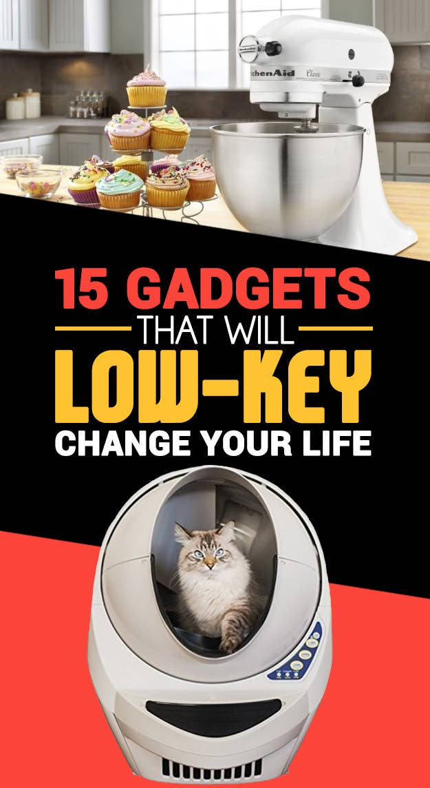 15 Gadgets That Will Low-Key Change Your Life