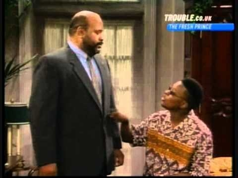 Because of that, you might notice that whenever Uncle Phil throws him out, Jazz is always wearing the same shirt.