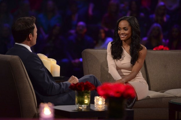 Rachel Lindsay, the new Bachelorette, is a sparkle princess and we are so very excited for her season to begin!