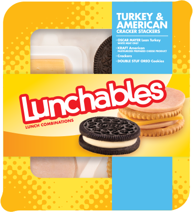 And finally, Lunchables.